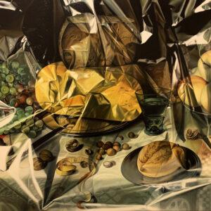 Natura morta da Pieter Claesz